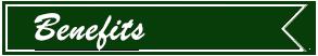 Benefits banner